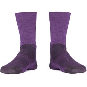 Röjk Hiker Merino Socks plum
